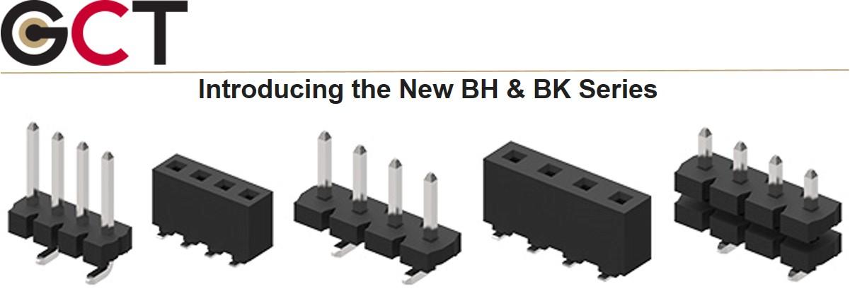 BH & BK Stecker-Serie