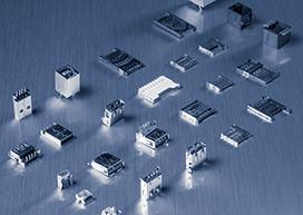 USB- und SIM-Connectoren